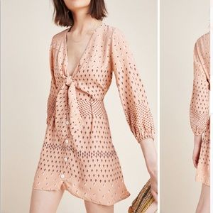 Anthropologie x Faithfull the Brand Tunic Dress
